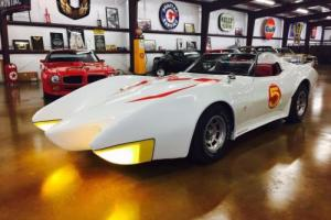 1979 Chevrolet Corvette Speed Racer Mach 5 Replica