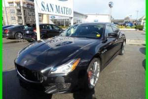 2014 Maserati Quattroporte Photo