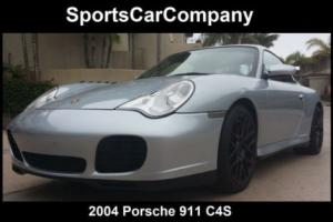 2004 Porsche 911 2dr Coupe Carrera 4S Tiptronic
