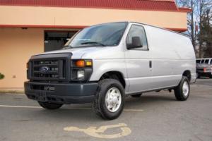 2014 Ford E-Series Van Cargo van
