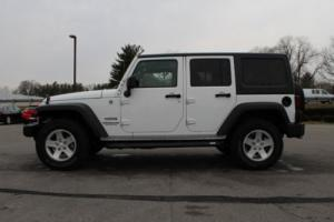 2014 Jeep Wrangler 4WD 4dr Sport Photo