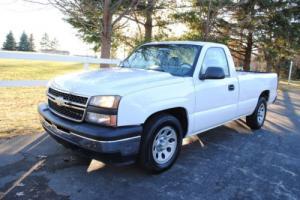"""2007 Chevrolet Silverado 1500 2WD Ext Cab 157.5"""" Work Truck"""