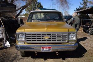1975 Chevrolet C/K Pickup 2500