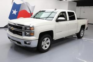 2015 Chevrolet Silverado 1500 SILVERADO LT CREW Z71 6-PASS LEATHER NAV