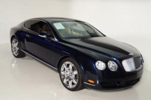 2007 Bentley Continental GT 2DR COUPE
