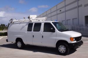 2006 Ford E-Series Van Cargo Van