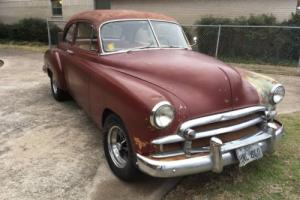 1950 Chevrolet Bel Air/150/210 Deluxe