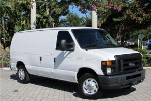 2010 Ford E-Series Van Commercial