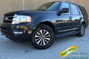 2015 Ford Expedition 4x4 XLT ECOBOOST 8-PASS 27K Miles REAR CAM Savings