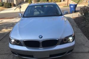 2008 BMW 7-Series Photo