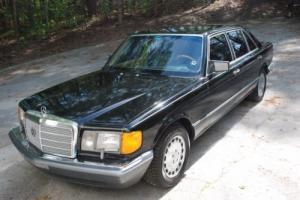 1991 Mercedes-Benz 500-Series 560SEL