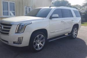 2015 Cadillac Escalade FFV