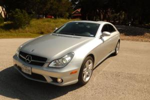 2007 Mercedes-Benz CLS-Class Premium II Package