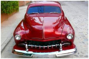 1951 Mercury chopped hot rod