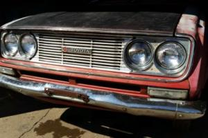 TOYOTA RT40 CORONA SUIT RESTORATION OR PARTS TOYOGLIDE JDM OLD SCHOOL RAT ROD