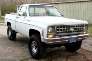 1980 Chevrolet Silverado 1500 TRUCK SWb K15 C/K 1500 Chevy 4x4 Truck Gmc OTHER Photo
