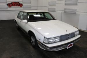 1988 Buick Electra Park Avenue Runs Drives Body Int Excel 3.8LV6 4 spd auto