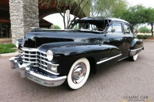 1947 Cadillac Series 62 Sedan Photo