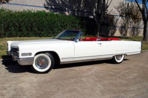 1966 Cadillac Eldorado Photo