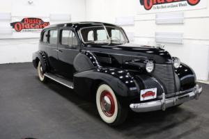 1939 Cadillac 75 Elegant Stately Ex Sedan Limo 346V8 3spd man Photo
