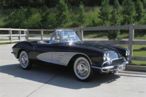 1961 Chevrolet Corvette -- Photo