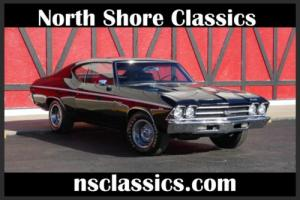 1969 Chevrolet Chevelle -BIG BLOCK GREAT CONDITION-RUNS GREAT!- SEE VIDEO