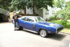 1970 Dodge Charger R/T Photo