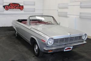 1965 Dodge Dart runs Drives Body Inter VGood 225 Slant 6 3sp auto