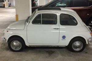 1968 Fiat 500 L