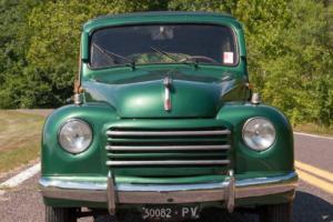 1951 Fiat Other Topolino Giardiniera Woody