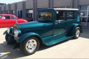 1924 Hudson 2 Door Sedan