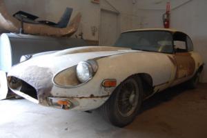 1970 Jaguar E-Type Coupe 2+2 Project #'smatch Heritage Certificate
