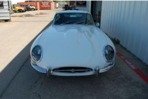 1962 Jaguar E-Type Photo