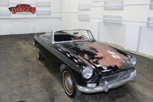 1963 MG MGB Restoration or Parts Vehicle