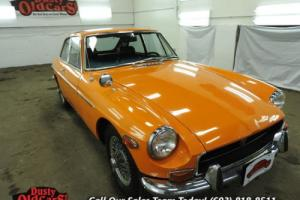 1969 MG MGB GT Body Inter VGood 1.8L 4 Spd