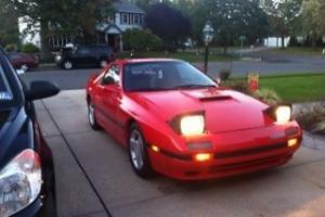 1988 Mazda RX-7 coupe Photo