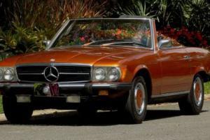 1975 Mercedes-Benz SL-Class ROADSTER CONVERTIBLE SL EDITION