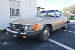 1981 Mercedes-Benz SL-Class