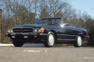1989 Mercedes-Benz 500-Series