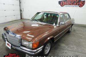 1977 Mercedes-Benz 450 SEL 6.9 Runs Drives Body Inter Vgood New Suspension Rd Rdy