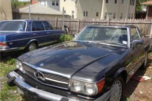 1987 Mercedes-Benz 500-Series 560SL Photo