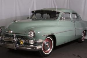 1951 Mercury 4 door sedan --