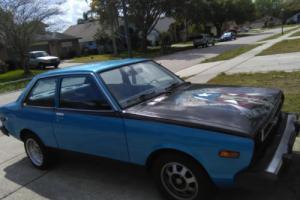 1980 Datsun 210 Nissan Datsun