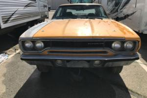 1970 Plymouth Road Runner 2 door coupe Photo