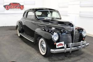 1940 Plymouth 6 Deluxe Business Coupe Runs Drives Body Inter Good 201 flat 6 3spd