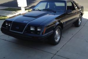 1983 Ford Mustang H.O. GT