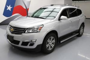 2015 Chevrolet Traverse LT 8-PASS REAR CAM ROOF RACK