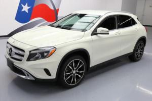 2015 Mercedes-Benz GLA-Class GLA250 AWD HTD SEATS REAR CAM