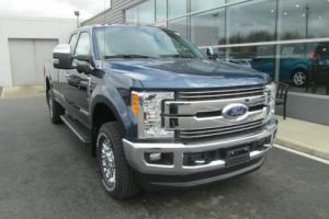 2017 Ford F-250 SUPER CAB LARIAT 4X4