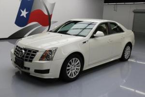 2013 Cadillac CTS LUXURY SEDAN HTD LEATHER BOSE